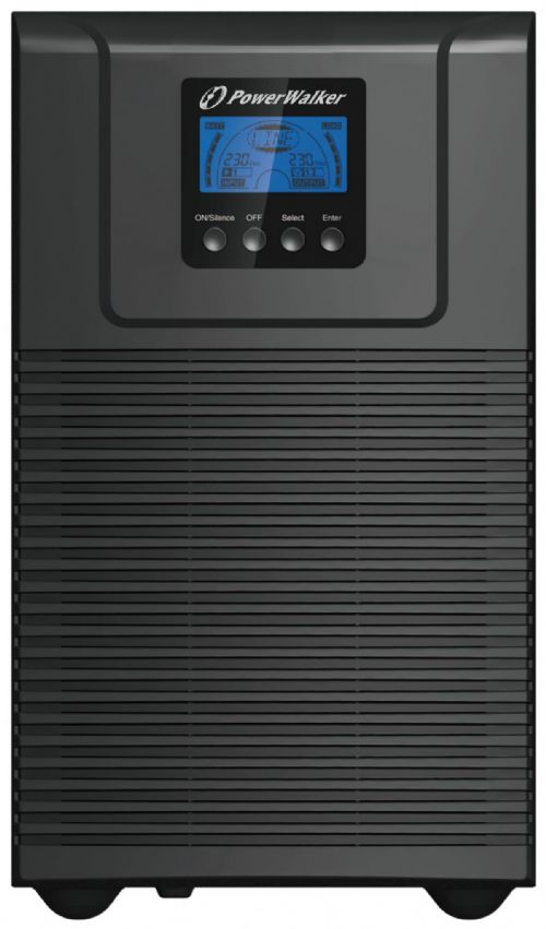 PowerWalker VFI 3000 TG  LCD/IEC UPS 2700W Tower
